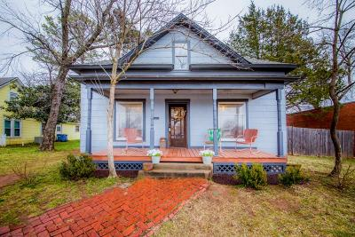 Stillwater Single Family Home For Sale: 1109 S Main Street