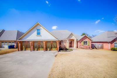 Stillwater Single Family Home For Sale: 3616 S Persimmon Street
