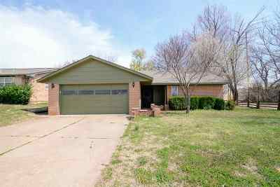 Stillwater Single Family Home For Sale: 2301 N Park Drive