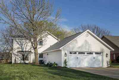 Stillwater Single Family Home For Sale: 823 Greystone Street