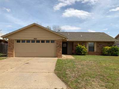 Stillwater Single Family Home For Sale: 1803 N Briarwood Drive
