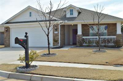 Stillwater Single Family Home For Sale: 920 S Linford Dr