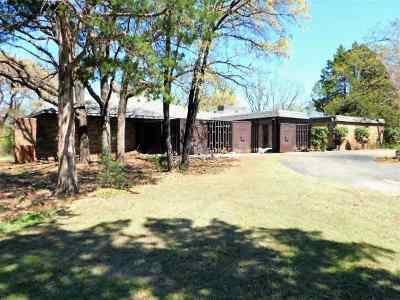 Stillwater Single Family Home For Sale: 3101 S Fox Ledge Drive