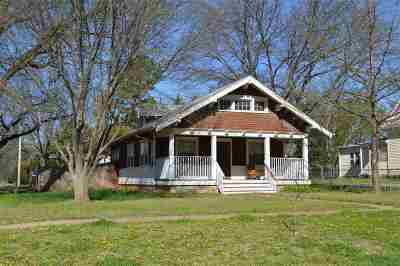 Stillwater Single Family Home For Sale: 1024 S West Street