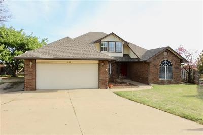 Stillwater Single Family Home For Sale: 1103 S Mansfield Drive
