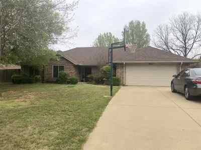Stillwater Single Family Home For Sale: 2611 S Oxford Drive