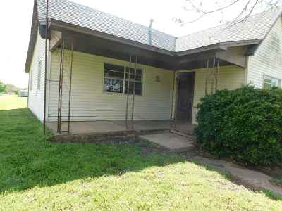 Lincoln County Single Family Home For Sale: 207 Roosevelt Street
