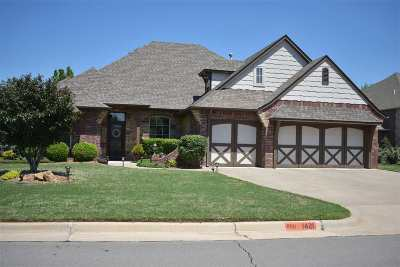 Stillwater Single Family Home For Sale: 1421 S Culpepper Dr.