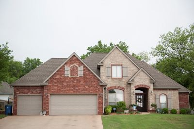 Stillwater Single Family Home For Sale: 4910 Ja Linda Lou Court