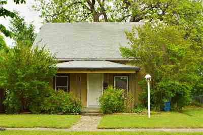 Stillwater Single Family Home For Sale: 405 S Lewis Street