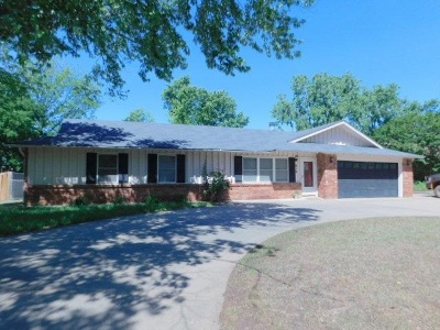 Stillwater Single Family Home For Sale: 814 N Dryden St.