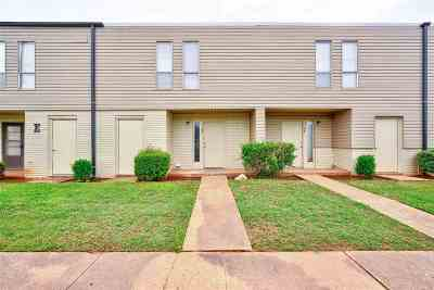 Stillwater Condo/Townhouse For Sale: 1400 N Perkins Road