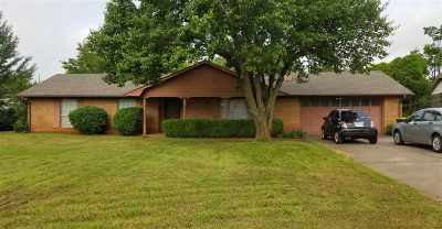 Stillwater Single Family Home For Sale: 1004 N Dryden Circle