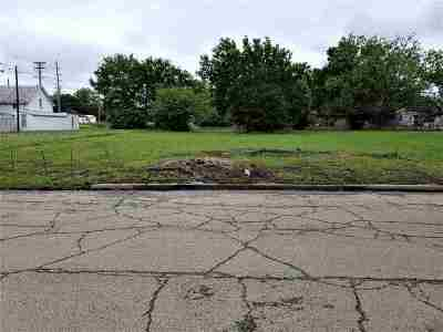 Cushing Residential Lots & Land For Sale: 212 & 214 W Oak St.