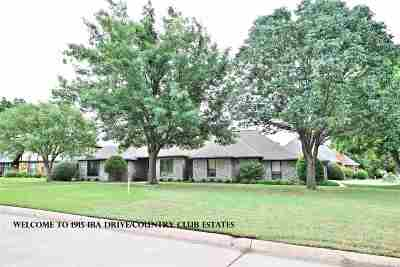 Stillwater Single Family Home For Sale: 1915 S Iba Drive