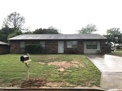 Perkins Single Family Home For Sale: 607 N Sharp Cir