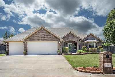 Stillwater Single Family Home For Sale: 1112 S Stoneybrook Street