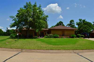 Stillwater Single Family Home For Sale: 1423 S Fairway Drive