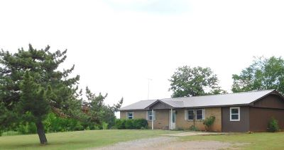 Lincoln County Single Family Home For Sale: 346201 E 810 Road