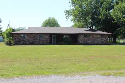 Stillwater Single Family Home For Sale: 106 N Hoppy Road