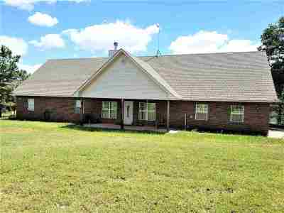 Lincoln County Single Family Home For Sale: 770424 S 3300 Rd.