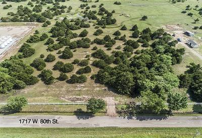 Stillwater Residential Lots & Land For Sale: 1717 W 80th Street
