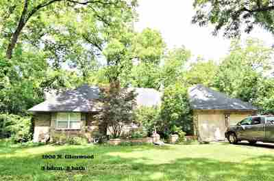 Stillwater Single Family Home For Sale: 1902 N Glenwood Drive
