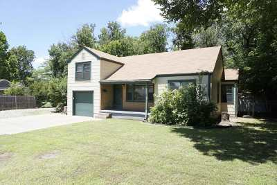Stillwater Single Family Home For Sale: 1706 W 6th