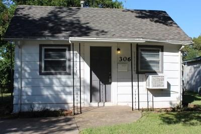 Stillwater Single Family Home For Sale: 306 S Benjamin