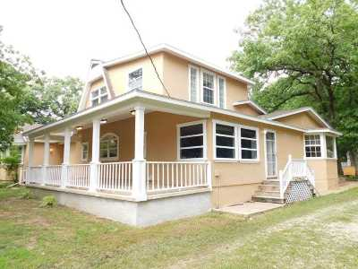 Agra Single Family Home For Sale: 800546 S 3450 Road