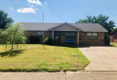 Perkins Single Family Home Back On Market: 1101 N Pogue Street