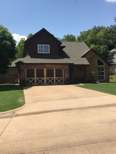 Stillwater Single Family Home For Sale: 510 N Wedgewood Drive