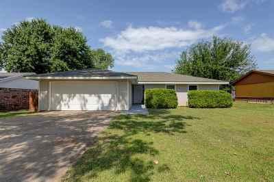 Stillwater Single Family Home For Sale: 1424 N Denver Court