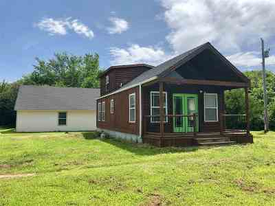 Tryon Single Family Home For Sale: 341581 E 800 Road
