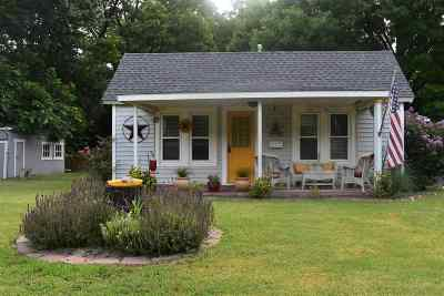 Stillwater Single Family Home For Sale: 1323 S Duck St.