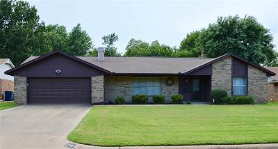Stillwater Single Family Home For Sale: 1718 S Mansfield