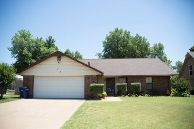 Stillwater Single Family Home For Sale: 317 E Rogers Drive