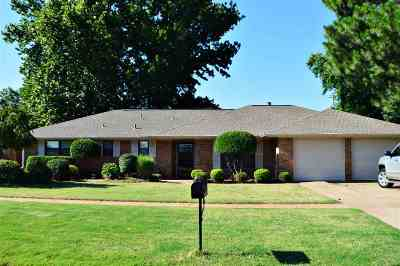 Stillwater Single Family Home For Sale: 1501 E Sunrise Avenue