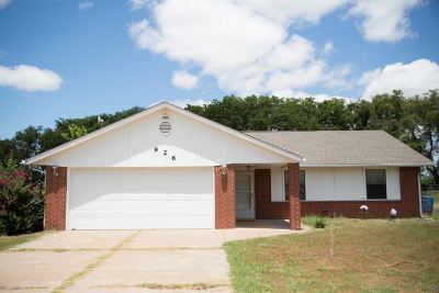 Stillwater Single Family Home For Sale: 926 W Chickasaw Lane