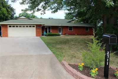 Stillwater Single Family Home For Sale: 2711 W 27th Ct.