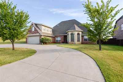 Stillwater Single Family Home For Sale: 3622 W Fountain View Court