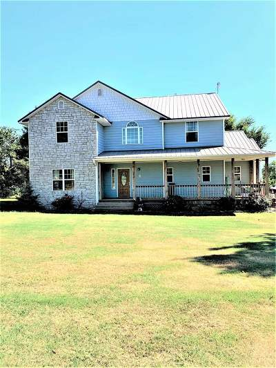 Stillwater Single Family Home For Sale: 3800 W Yost Road