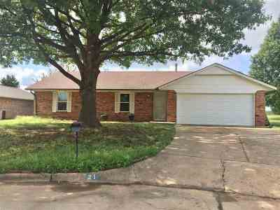 Stillwater Single Family Home For Sale: 21 Liberty Circle