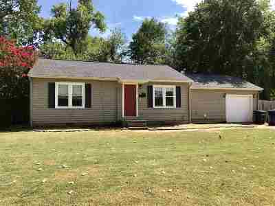 Stillwater Single Family Home For Sale: 106 S Berry Street
