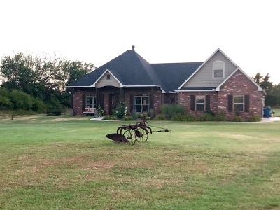 Perkins OK Single Family Home For Sale: $369,000