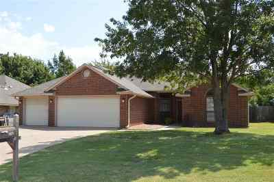 Stillwater Single Family Home For Sale: 3115 S Saddle Rock Road