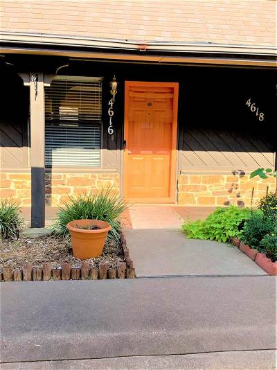 Stillwater Condo/Townhouse For Sale: 4616 N Evergreen