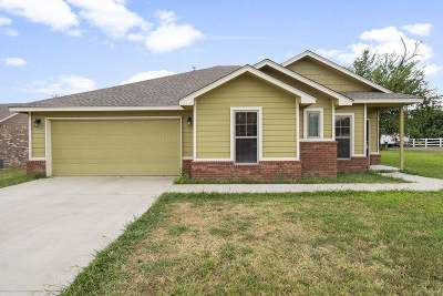 Cushing Single Family Home For Sale: 1603 E Timberridge Drive
