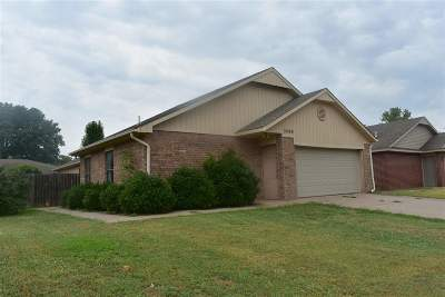 Stillwater Single Family Home For Sale: 2408 N Glenwood Dr.
