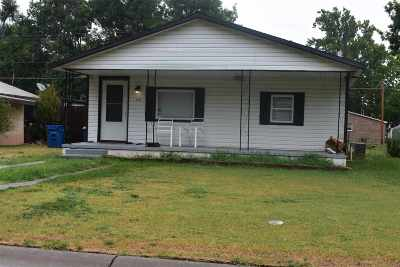 Stillwater Single Family Home For Sale: 1615 S Springfield St.